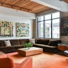 A west-end Toronto loft with a postindustrial vibe